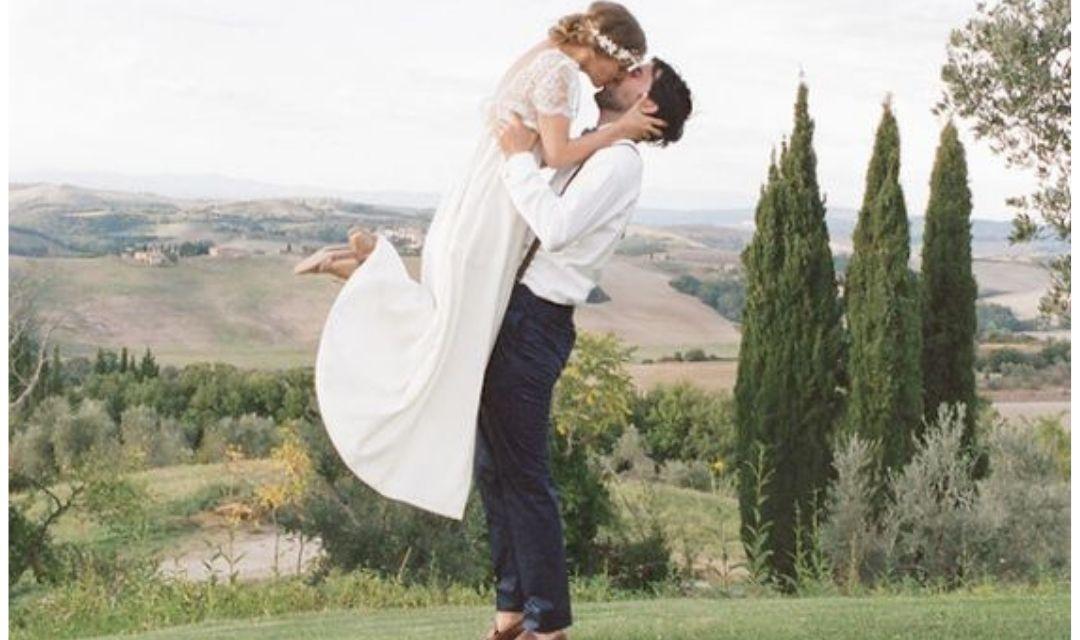Sposarsi in Toscana: un sogno ad occhi aperti tra arte, storia e natura