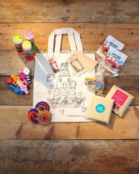 wedding bag for kids